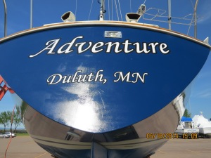 """Our Boat """"Adventure"""""""