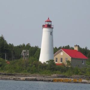 Thunder Bay, MI Light house