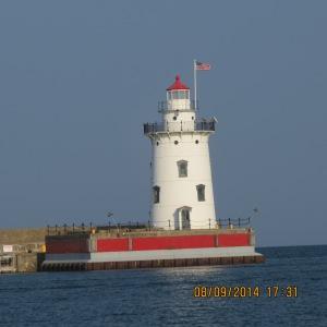 Harbor Beach Lighthouse