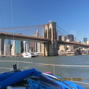 Finnaly The Brooklyn Bridge 8th